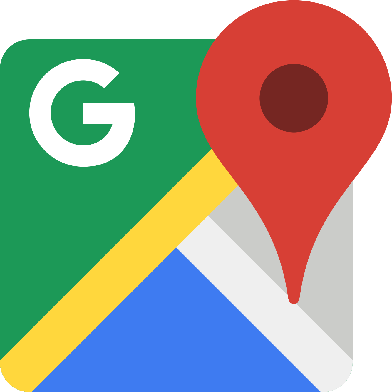 Google Maps Icon